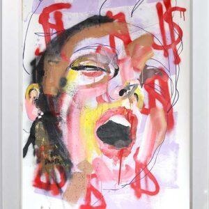 orgasm painting